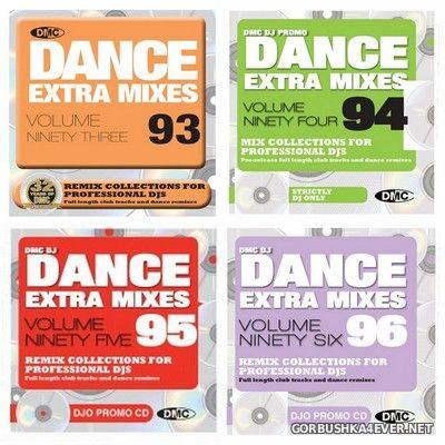 [DMC] Dance Extra Mixes 93 - 96 [2015]