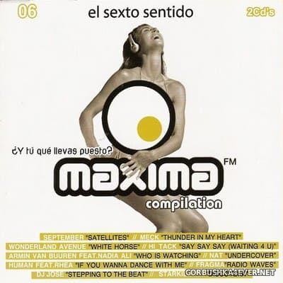 [Vale Music] Maxima FM Compilation vol 6 [2006] / 2xCD