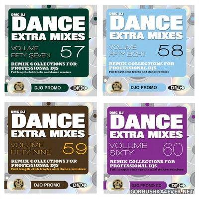 [DMC] Dance Extra Mixes 57 - 60 [2012]