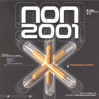 [Tempo Music] NON 2001 (Progressive Spirit) [2001] / 3xCD
