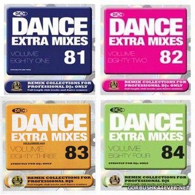 [DMC] Dance Extra Mixes 81 - 84 [2014]