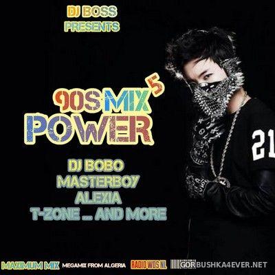 DJ Ridha Boss - 90s Power Mix vol 5 [2019] - 27 April 2019
