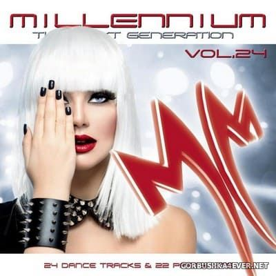Millennium - The Next Generation vol 24 [2014] / 2xCD