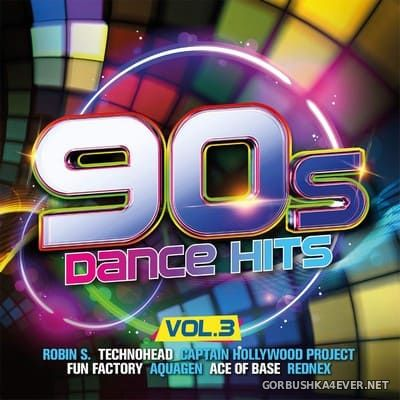 90s Dance Hits vol 3 [2019] / 2xCD