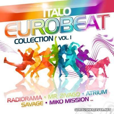 ZYX Italo Eurobeat Collection vol 1 [2019] / 2xCD