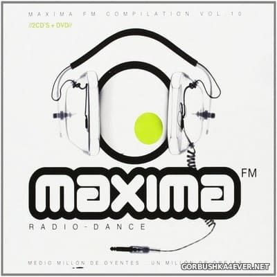 [Vale Music] Maxima FM Compilation vol 10 [2009] / 2xCD