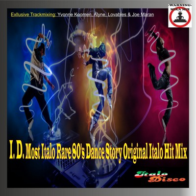 Mixa Mix - ID Most Italo Rare 80s Dance Story Original Italo Hit Mix [2011]