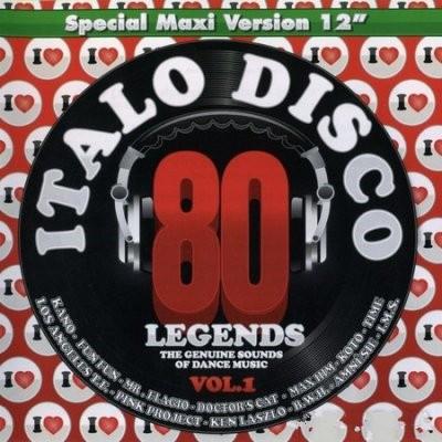 Italo Disco Legends volume 01 [2011]