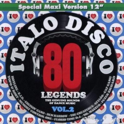 Italo Disco Legends volume 02 [2011]