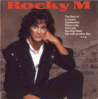 Rocky M - The Best Of Rocky M [1987]