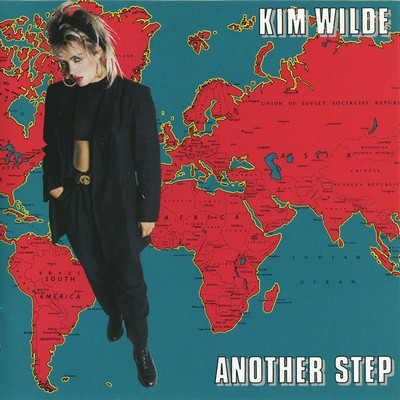 Kim Wilde - Another Step [1986]