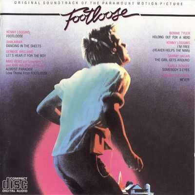 Footloose - The Original Motion Picture Soundtrack [1984]