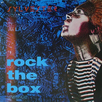 Sylvester - Rock The Box [1984]
