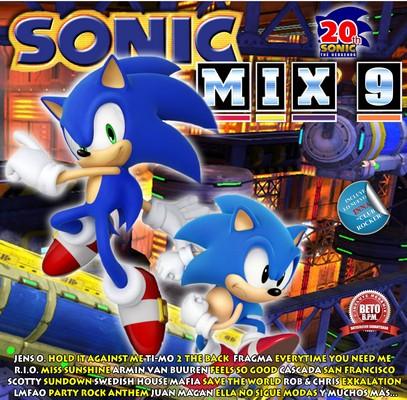Beto BPM Sonic Mix vol 09 [2011]
