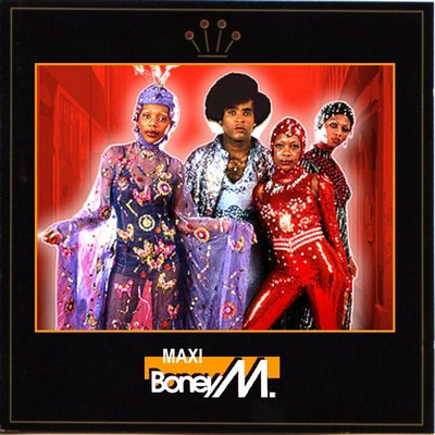 Boney M - Maxi [1992]
