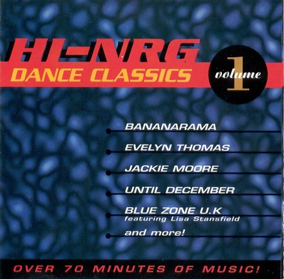 Hi-Nrg Dance Classics [1996]