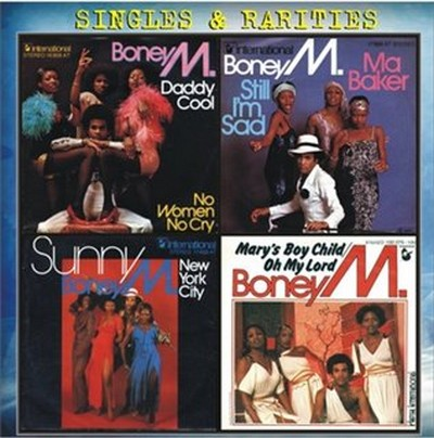 Boney M - Singles & Rarities 1975-1984 / Collectors Edition