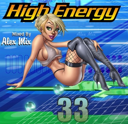DJ Alex Mix - High Energy Mix vol 33 [2011]