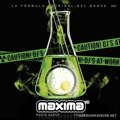 [Vale Music] Maxima FM Compilation vol 15 [2014] / 3xCD