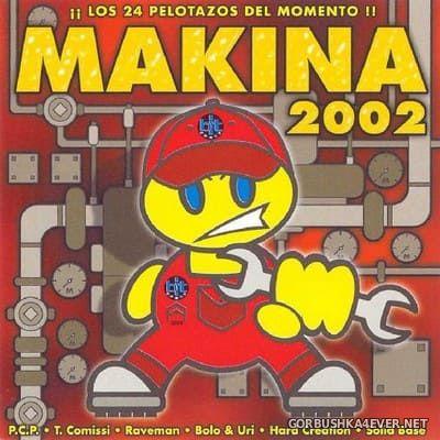 [Bit Music] Makina 2002 [2001] / 2xCD
