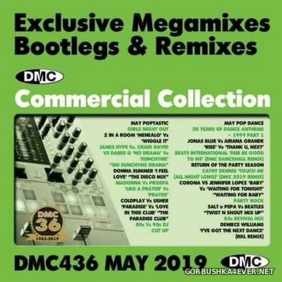 DMC Commercial Collection 436 [2019] May / 2xCD