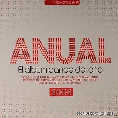 [Blanco Y Negro] Anual 2008 (El Album Dance Del Año) [2008] / 3xCD