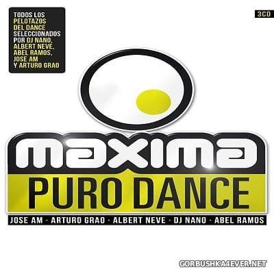 [Vale Music] Maxima FM Compilation - Puro Dance [2016] / 3xCD