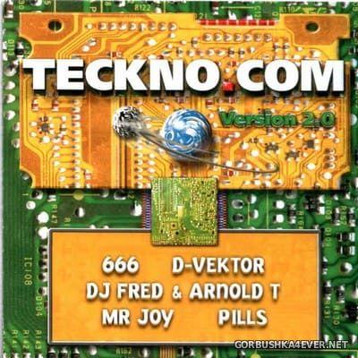 [Panic Records] Teckno.Com Version 2.0 [1998]
