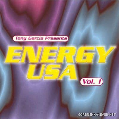 [Warlock Records] Tony Garcia presents Energy USA vol 1 [1997]
