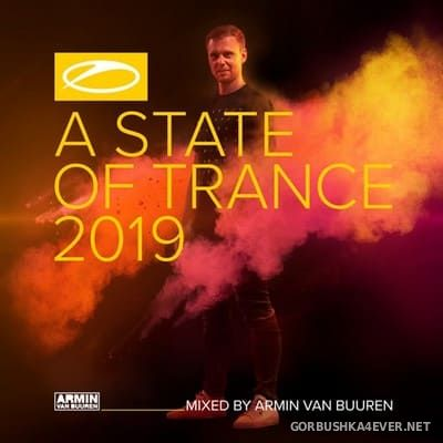 A State Of Trance 2019 [2019] / 2xCD / Mixed by Armin Van Buuren