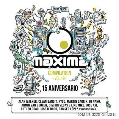 [Vale Music] Maxima FM Compilation vol 18 [2017] / 3xCD