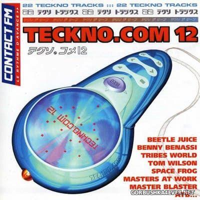 [Airplay Records] Teckno.Com 12 [2003]