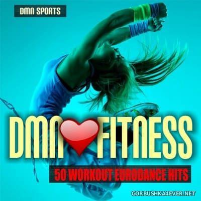 DMN Loves Fitness - 50 Workout Eurodance Hits [2018]