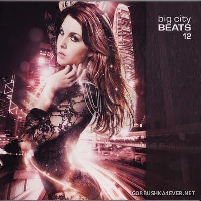 Big City Beats 12 [2010] / 2xCD / Mixed by Donna J. Nova, Marco Petralia & Steve Blunt