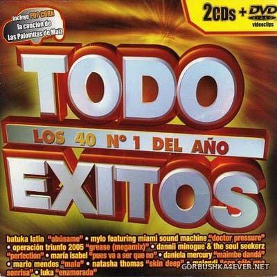 Todo Exitos 2005 (Los Numero 1 del Año) [2005] / 2xCD