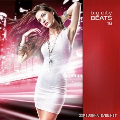 Big City Beats vol 16 [2012] / 3xCD / Mixed by Marco Petralia, Steve Blunt & Sebastian Gnewkow