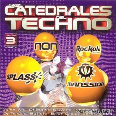 [Tempo Music] Las Catedrales Del Techno vol 3 [2002] / 4xCD