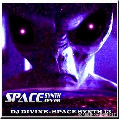 DJ Divine - Space Synth Mix 13 [2019]
