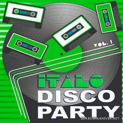 Italo Disco Party (20 Original Versions) vol 1 [2019]
