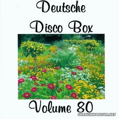 Deutsche Disco Box vol 80 [2019] 2xCD