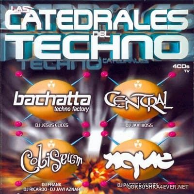 [Tempo Music] Las Catedrales Del Techno vol 1 [2000] / 4xCD