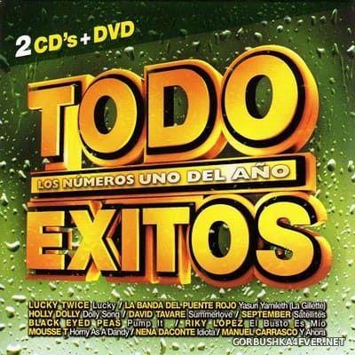 Todo Exitos 2006 (Los Numero 1 del Año) [2006] / 2xCD