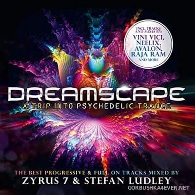 [ZYX] Dreamscape vol 1 (Mixed By Zyrus 7 & Stefan Ludley) [2019]