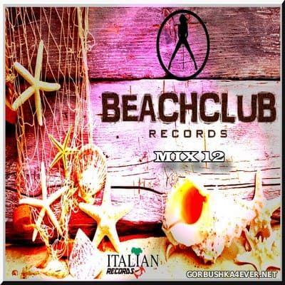 DJ Divine - Beach Club Records Mix 12 [2019]