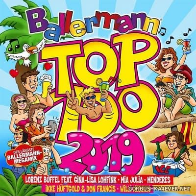 Ballermann Top 100 2019 [2019] / 2xCD / Mixed by DJ Deep