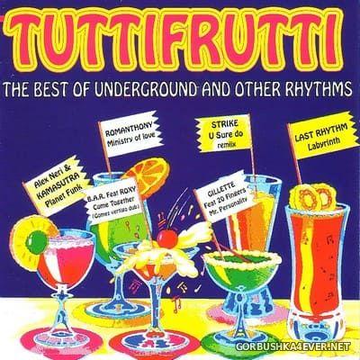 [Discomagic Records] Tuttifrutti [1995]