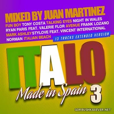 [Maxi Music] Italo Made In Spain vol 3 [2018] / 2xCD