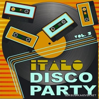 Italo Disco Party (20 Original Versions) vol 5 [2019]