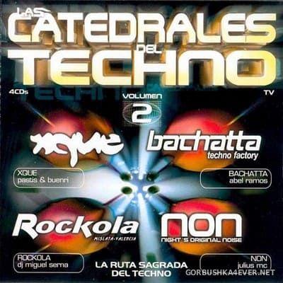 [Tempo Music] Las Catedrales Del Techno vol 2 [2000] 4xCD