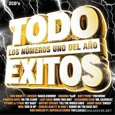 Todo Exitos 2011 (Los Numero 1 del Año) [2011] 2xCD